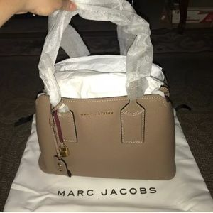 Marc Jacobs the editor's tote French Grey